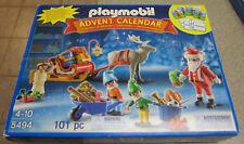 PLAYMOBIL Advent Calendar 2013 - discontinued #5494 - brand new