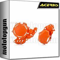 ACERBIS 0023469 CARTER MOTORE X-POWER ARANCIO 2 KTM EXC-F 350 2019 19 2020 20