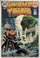 SWAMP THING 11 / DC English / 5.0 FINE / 1974