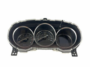2014-2017 Mazda CX-5 Speedometer KPH Instrument 187K Cluster KD4555430 OEM