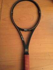 VERY RARE TENNIS RACQUET WILSON PRO STAFF 85 MADE IN ST VINCENT