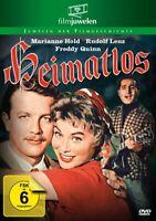 Heimatlos (Marianne Hold, Rudolf Lenz, Freddy Quinn) DVD NEU + OVP!