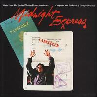MIDNIGHT EXPRESS - SOUNDTRACK CD ~ GIORGIO MORODER 70's *NEW*