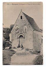 24 - cpa - MONTAGNIER - Chapelle Saint Sicaire   (i 9569)