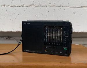 Sony ICF 7601L 12 Bands SW Dual Conversion FM/AM LW/MW/SW - Multi Band Receiver