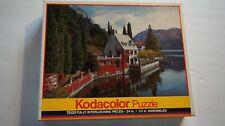 Kodacolor Vintage Jigsaw puzzle Ligurian Sea, Italy 1500 Pieces 24 x 33