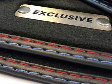 Exclusive ! Fußmatten BMW 3er E36 Coupe Original Qualität Velours Automatte Neu