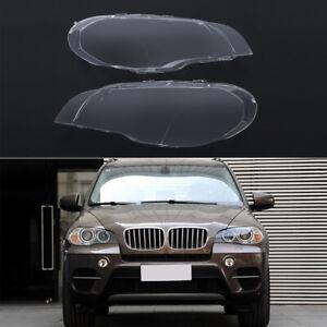 2x Phare Couverture Droite & Gauche Pour BMW X5/E70 2007-2013