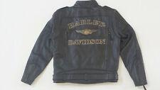 Harley Davidson Men's 110th 1of1903 Anniversary Leather Jacket M 97146-13VM Rare
