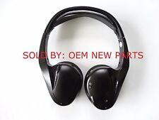 1 GM 2 Channel IR Fold Flat Headphone Wireless TV Rear OEM
