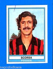 CALCIATORI 1973-74 Panini - Figurina-Sticker n. 120 - SCORSA - FOGGIA -Rec