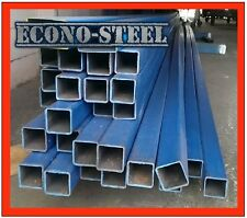 STEEL SHS RHS  SQUARE TUBE PAINTED 50x50x1.6x8 MT LONG . See below for more