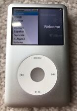 iPod Classic 7th Generation 1Tb - 100 hrs + battery - Totally Refurbished