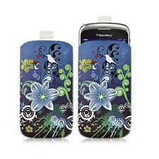 Housse coque étui pochette pour BlackBerry Curve 3G 9300 avec motif HF09