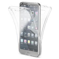 Pour LG G6 Coque Gel 360 avant + Arrière Protection INTEGRAlE TRANSPARENT