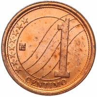 Venezuela - Münze - 1 Centimo 2007 - REPUBLICA BOLIVARIANA DE VENEZUELA