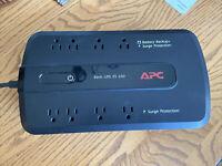 APC Battery Back Up + Surge Protection (Back-UPS ES 650) - NO BATTERY