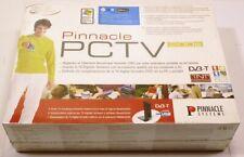 PINNACLE PCTV 200E DIGITALE TERRESTRE SU PC O NOTEBOOK NUOVO SCATOLA ORIGINALE