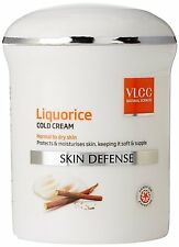 VLCC Skin Defence Liquorice Cold Cream All Skin Types Natural Protection 50 gm