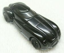 1995 HOT WHEELS-1/64 Black Diecast-Batman Bat Mobile Car-China VG