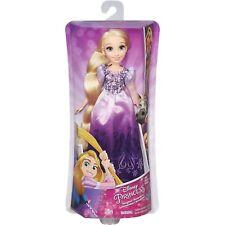 PRINCIPESSE DISNEY Bambola Rapunzel 28cm Luccichio Reale - Hasbro B5286