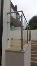 Acero Inoxidable balaustrada, balcón, guardamancebos, valla Calidad proveedor