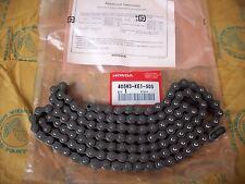 Original Kette, Antriebskette / Drive Chain Honda MTX 125 R / RK 428SH 130 Glied