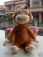 2017 New SK Japan CURIOUS GEORGE Monkey Plush Toy 13""