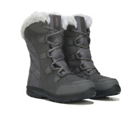 Columbia Ice Maiden II Waterproof Winter Boots - Color: Gray Shale, MSRP $90