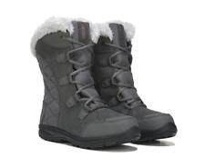 Columbia Ice Maiden II Waterproof Winter Boots - Color: Gray Shale, MSRP $90