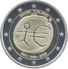 FINLANDIA 2 EUROS 2009 - CONM. EMU