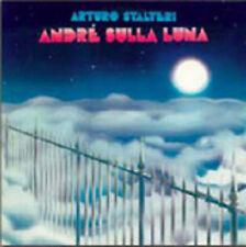 ARTURO STALTERI Andre' sulla luna LP prog