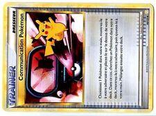 POKEMON PIKACHU N° 98/123 COMMUNICATION POKEMON HGSS1 FRANCAISE