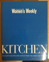 Australian Women's Weekly Kitchen Recipes & Advice from AWW Test Kitchen HCDJ