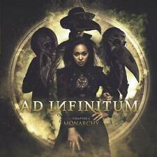 Ad Infinitum - Chapter I:  Monarchy CD ALBUM NEW (3RD APRIL)