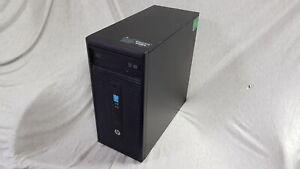 HP 280 G1 MT 3.60 Ghz Intel Core i3-4160 4GB No HDD Installed