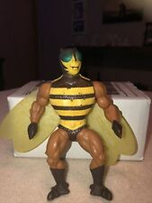 Mattel He-Man Masters of the Universe Buzz Off Figure with Wings MOTU 1983