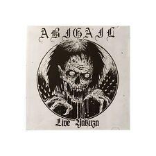 Abigail-Live Yakuza-CD-JAPANESE BLACK METAL