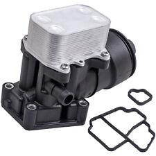 Boitier filtre à huile + filtre pour VW Audi Skoda Seat 1.6 2.0 TDi = 03L115389C