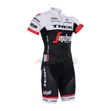 Completo ciclismo Estivo MTB BIKE MAGLIA + SALOPETTE Trek
