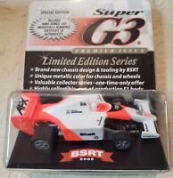 BSRT SLOT CAR #243 OF 300 MCCLAREN #27 EXTREMELY RARE TYCO, LIFELIKE, AFX, TOMY