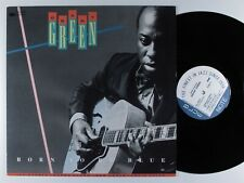 GRANT GREEN Born To Be Blue BLUE NOTE LP VG++ 1985 reissue dmm audiophile *