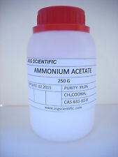 AMMONIUM ACETATE 99,0%- 250G