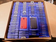 Wholesale (Lot of 115) SAMSUNG Galaxy S4 Hybrid Anti Slip Wallet Case Cover