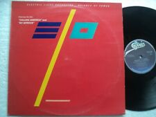 ELO - Balance of Power  - Rare South Africa release LP