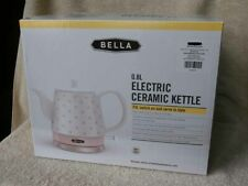 NRFB Bella BLOSSOM PINK Electric Ceramic Kettle 3 Cup