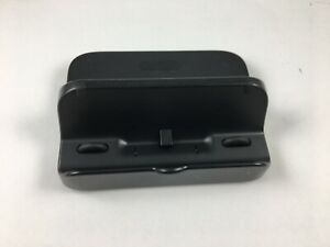 USA SELLER New OFFICIAL Wii U GamePad Docking Charge Cradle WUP-014 Black