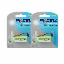 2 xCordless Phone Batteries for Radio Shack: 23-596, 23596, 23-931,23931, 43-221