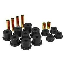PROTHANE Ford F250 F350 80-98 4WD Front Leaf Spring Eye & Shackle Bushing Black