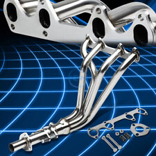 For VW Rabbit/Scirocco/Jetta 1.6/1.8 L4 4-1 SS Long Tube Header Manifold Exhaust